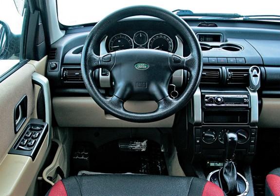 Land Rover Freelander