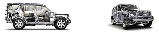 Кузовной ремонт Land Rover Discovery