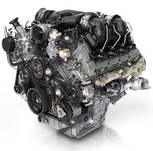 Двигатель Land Rover